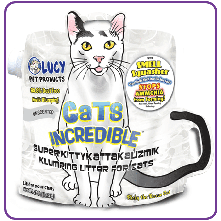 Cats Incredible 25lb Unscented