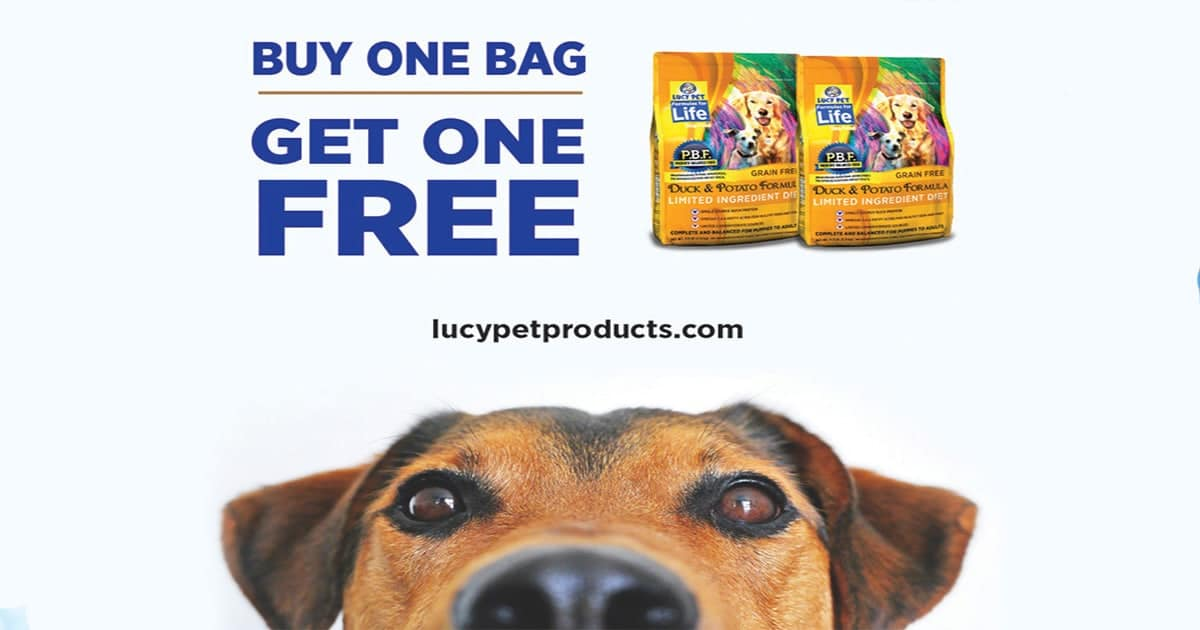 Lucy Pet Food Reviews