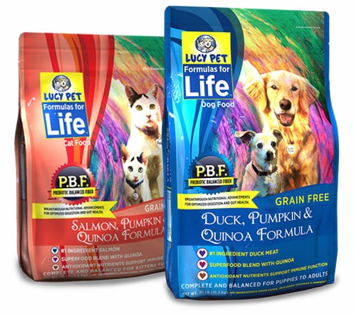 Lucy Pet Formula For Life
