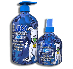 lucy pet Shampoo and Conditioner