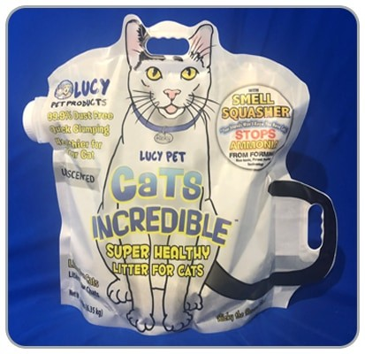 Cats Incredible New Bag