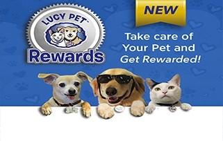 Pet Rewards program