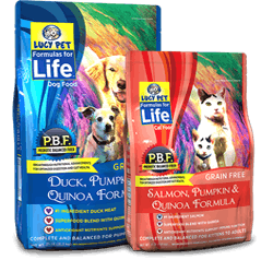 lucy pet formulas for life