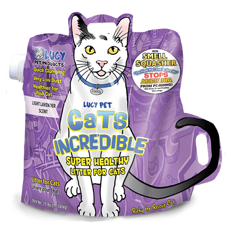 Lucy Pet Cat Litter