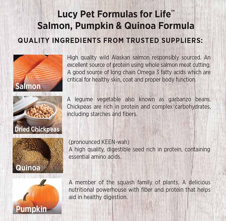 Formulas for Life Cat Ingredients