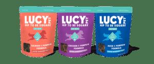 Golosinas para perros de Lucy